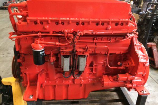 Gereviseerde Scania motor